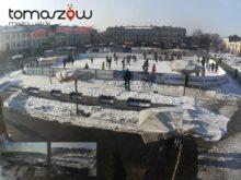 Więcej o: Lodowisko na pl. Kościuszki już nieczynne!