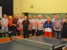 Więcej o: Towarzyski mecz tenisa stołowego