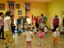 Więcej o: Zajęcia metodą ruchu rozwijającego Weroniki Sherborne dla dzieci