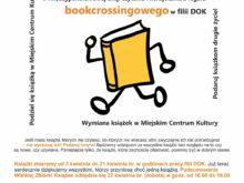 Więcej o: Bookcrossing w Miejskim Centrum Kultury. Książki zbieramy do 21 kwietnia
