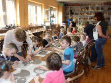 Więcej o: Warsztaty ceramiczne w filii MOK