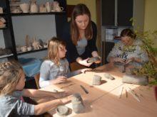 Więcej o: Wiosenne warsztaty ceramiki