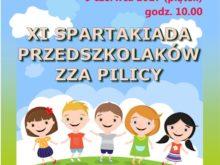 Więcej o: Spartakiada Przedszkolaków zza Pilicy