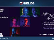 Więcej o: Helios na scenie – Anioły w Ameryce cz.2 – 25.09.2017