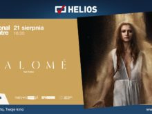 Więcej o: Helios na scenie – Salome – 21.08.17