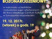 Więcej o: Koncert Bożonarodzeniowy w MCK