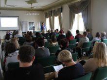 """Więcej o: Spotkania w Regionie – """"Wspieranie Działań Kulturalnych w Województwie Łódzkim"""""""
