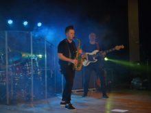 Więcej o: DAVE BO wystąpił w Tomaszowie