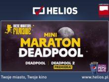 Więcej o: Mini Maraton Deadpoola