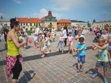 Więcej o: Miejski Dzień Dziecka na pl. Kościuszki