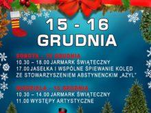 Więcej o: Jarmark Świąteczny na pl. Kościuszki