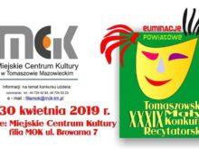 Więcej o: XXXIX Mały Tomaszowski Konkurs Recytatorski