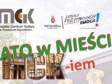 Więcej o: Oferta wakacyjna Miejskiego Centrum Kultury