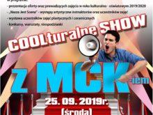 Więcej o: COOLturalne Show z MCK-iem