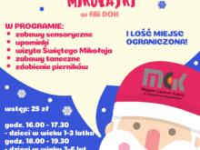 Więcej o: Sensoryczne Mikołajki z MCK!