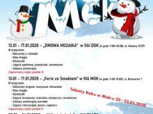 Więcej o: Akcja zimowa z Miejskim Centrum Kultury