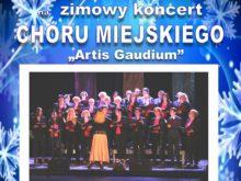 """Więcej o: Koncert zimowy chóru """"ARTIS GAUDIUM"""""""