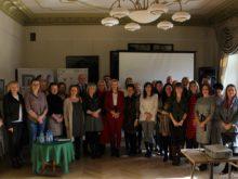 Więcej o: Pierwsze spotkanie w ramach programu Bardzo Młoda Kultura 2019-2021 w województwie łódzkim za nami