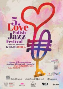 Plakat 5. Love Polish Jazz Festival